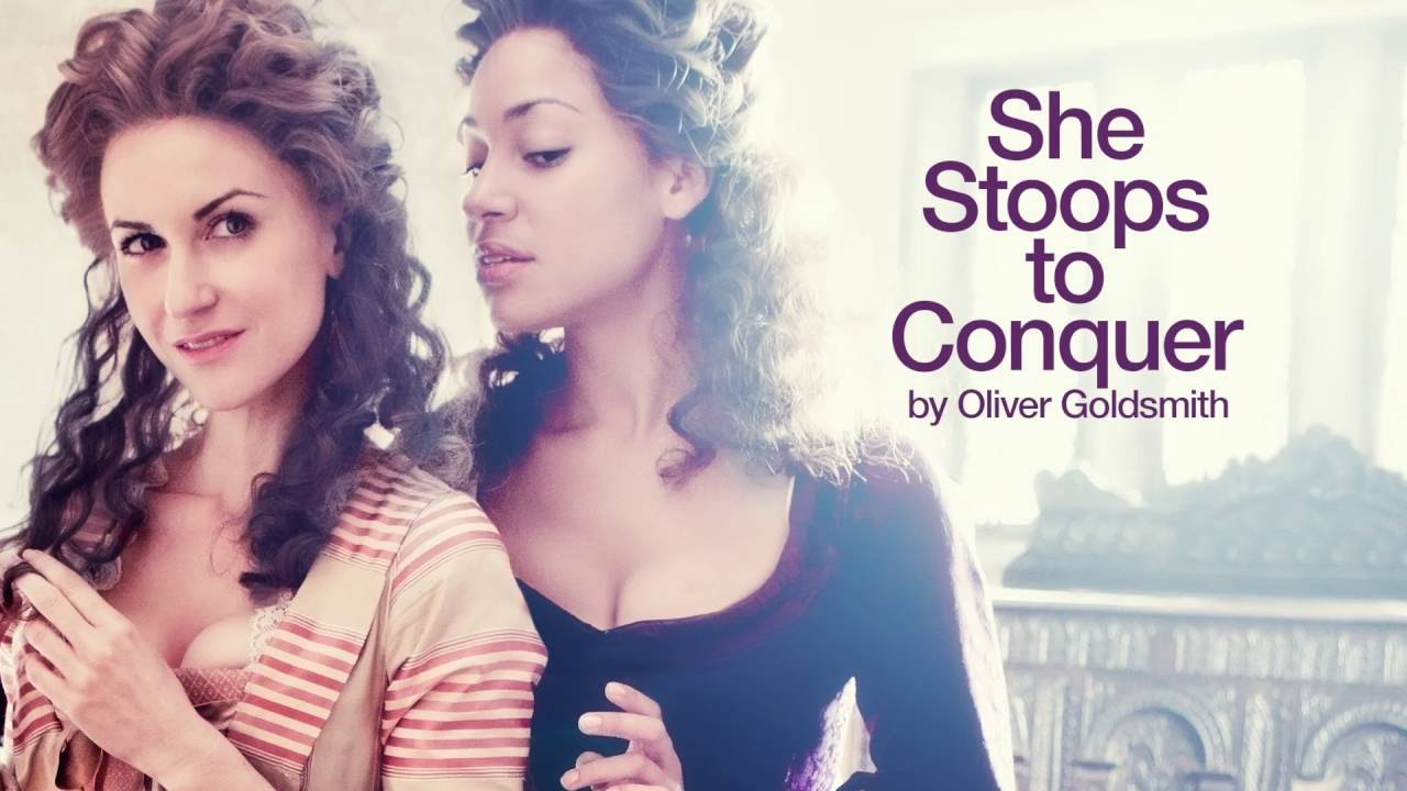 characters in she stoops to conquer