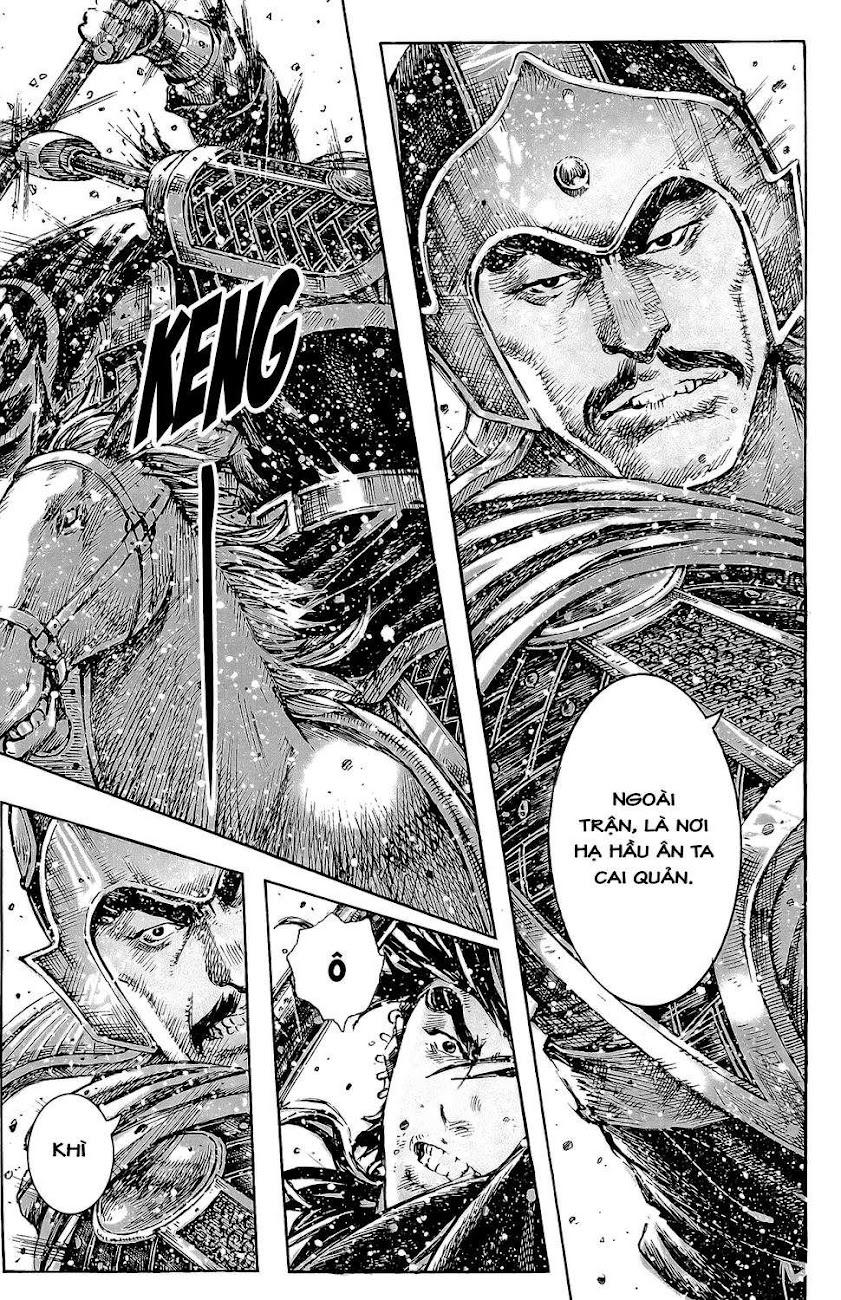 Hỏa phụng liêu nguyên Chương 392: Công tử không khóc [Remake] trang 13