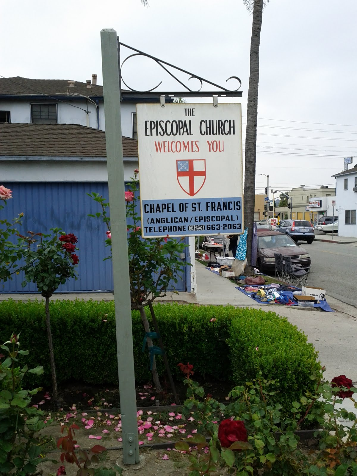 episcopal church welcomes signs wandering wondering chapel congregations visitation visiting seeing case today these