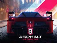 Download Asphalt 9: Legends v1.1.4a Apk + Data Full for Android