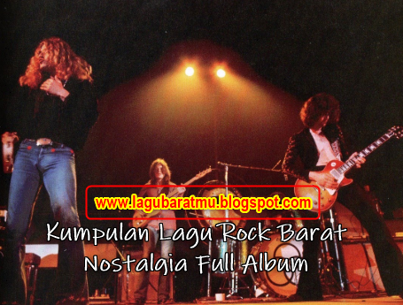 Download Kumpulan Lagu Rock Barat Nostalgia Full Album Mp3 Terhits