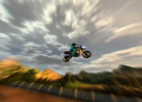 لعبة موتوسيكلات Motoracing خفيفة للكمبيوتر واللاب توب
