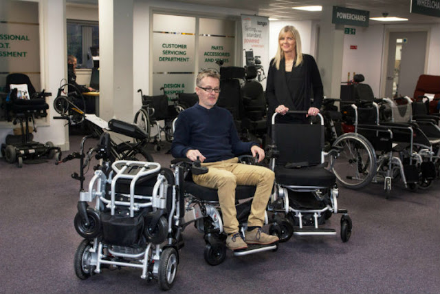 The Importance of Technology Behind the Folding Electric Wheelchair