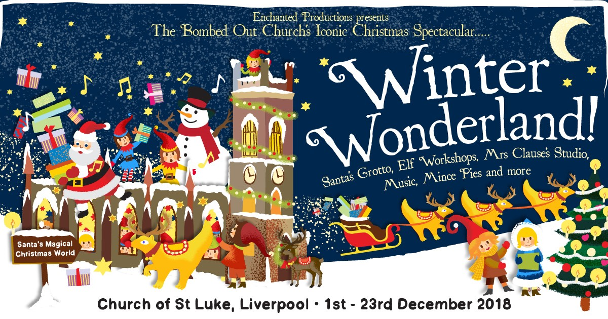 Liverpool Christmas Eve Events 2020 Bombed Out Church Liverpool Christmas Films 2020 | Wexdut