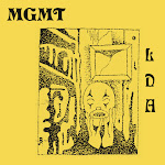MGMT - Little Dark Age Cover