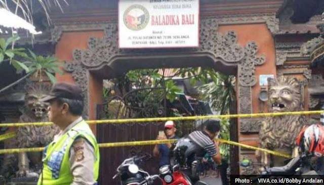 WOW, Rumah Wakil Ketua DPRD Bali Digerebek, Ditemukan Sabu Siap Edar