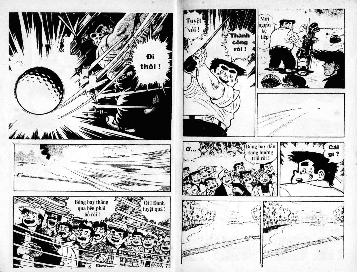 Ashita Tenki ni Naare chapter 4 trang 4