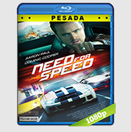 Need For Speed (2015) HD BrRip 1080p (PESADA) Audio LAT