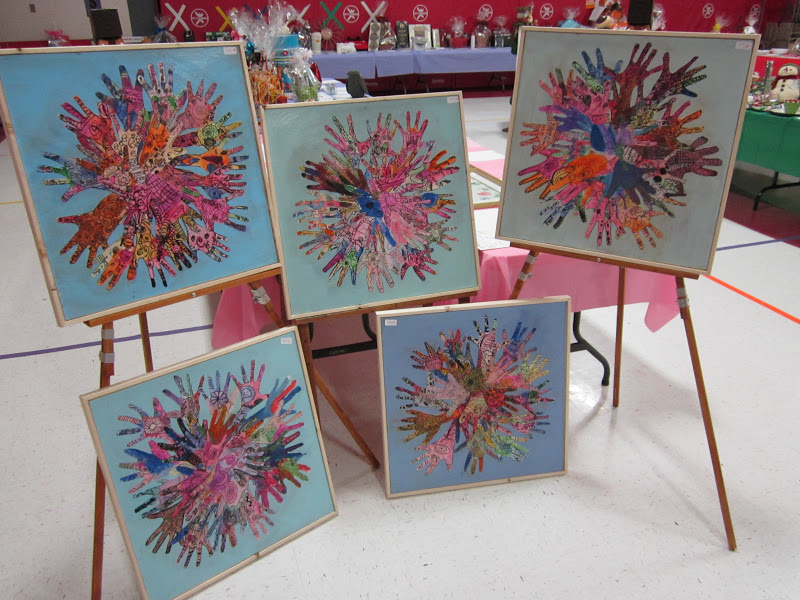 Chumleyscobey Art Room Annual School Auctionart Projects