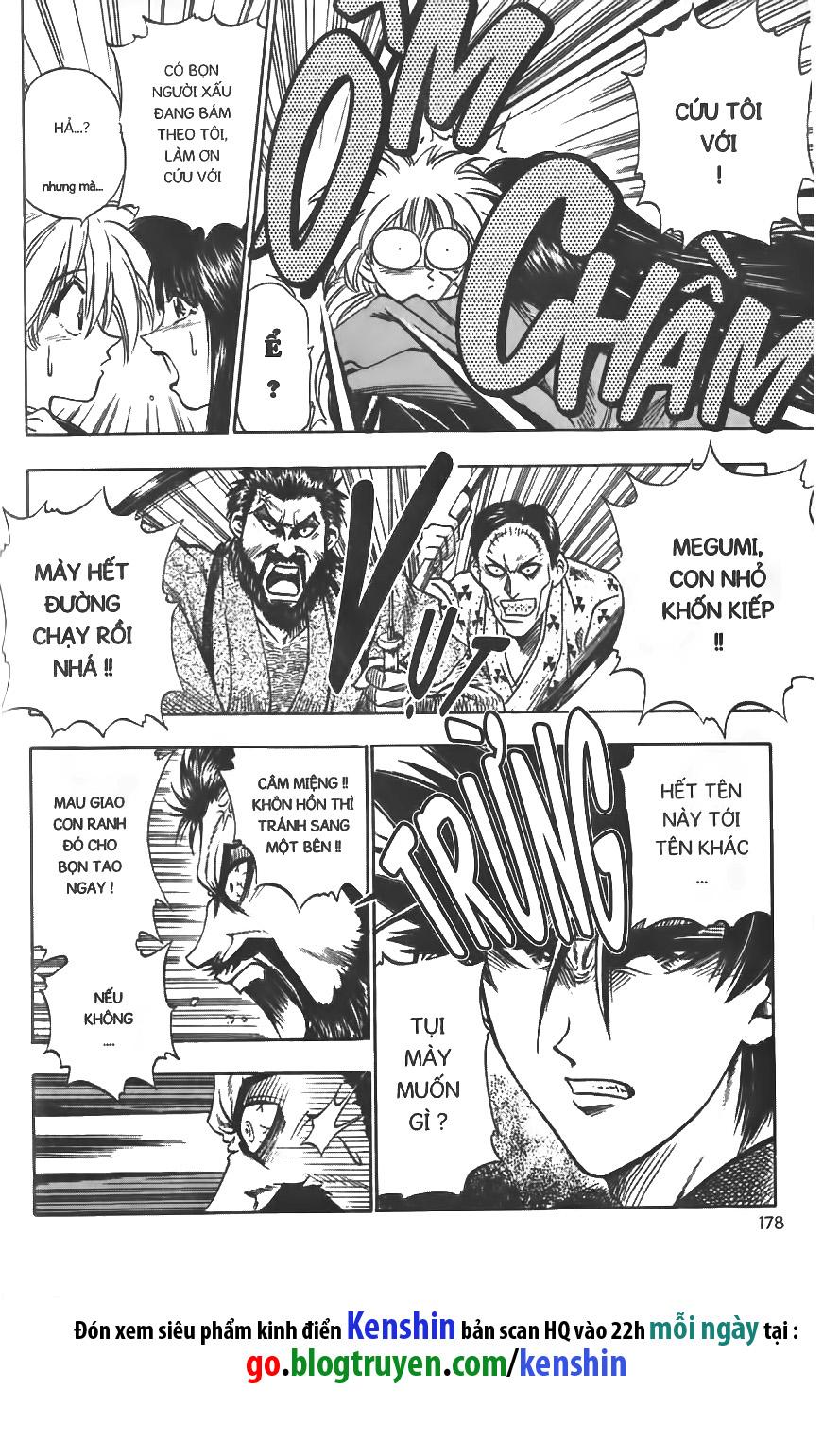 Rurouni Kenshin chap 15 trang 12