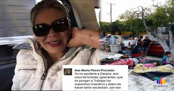 """""""La tragedia en Oaxaca fue un castigo de Dios"""" por atentar helicóptero de Peña Nieto: PRIISTA de Edomex"""