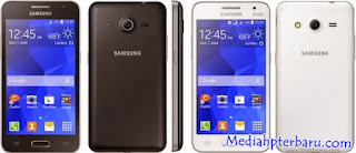 Harga dan Spesifikasi Samsung Galaxy Core 2 G355H Terbaru