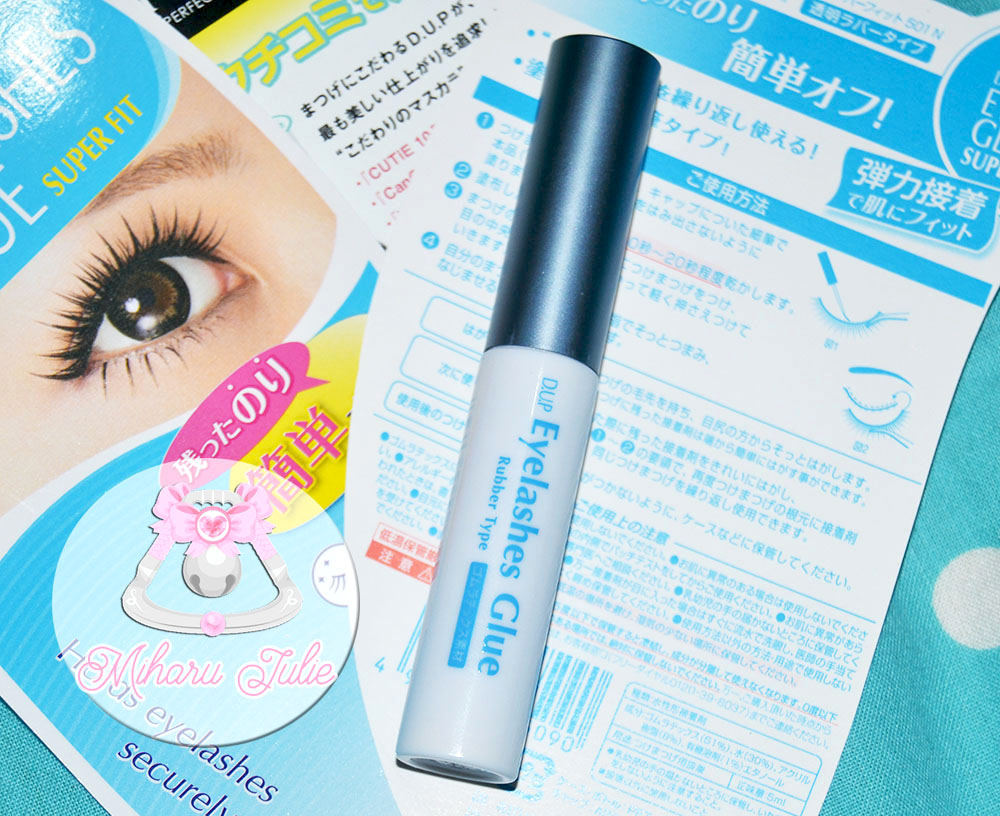 Dup Eyelashes Glue 501 Review Indonesia Beauty And Travel Blogger