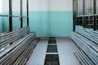 Vestuarios y duchas - Parque Temático de la Minería - Utrillas.