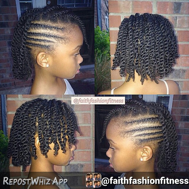 Latest Hair Styles For Nigerian Kids Hair Style Kids