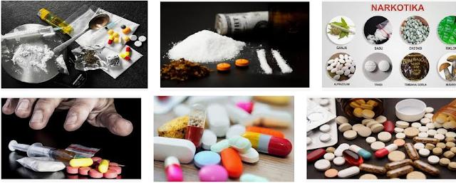 psikotropika dan zat adiktif lainnya (NAPZA)
