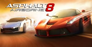 Free Download Asphalt 8 Airbone v2.8.0n APK + DATA For Android
