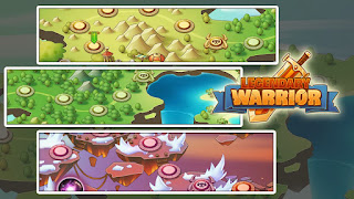 Legendary Warrior v1.0.13 Mod Unlimited Coins and Gems