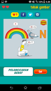 Kunci Jawaban Tebak Gambar Level 13