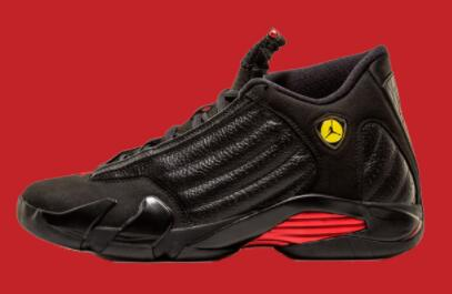 c9ff119dd62f54 In addition to white red Chicago color Air Jordan 14 to determine the  re-engraved