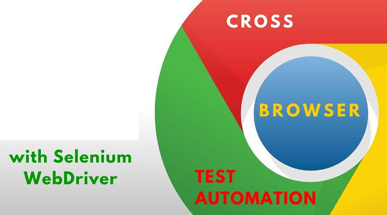 Do Cross Browser Test Automation Like A PRO