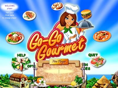 世界美食家(Go-Go Gourmet),玩法新穎的模擬經營遊戲!