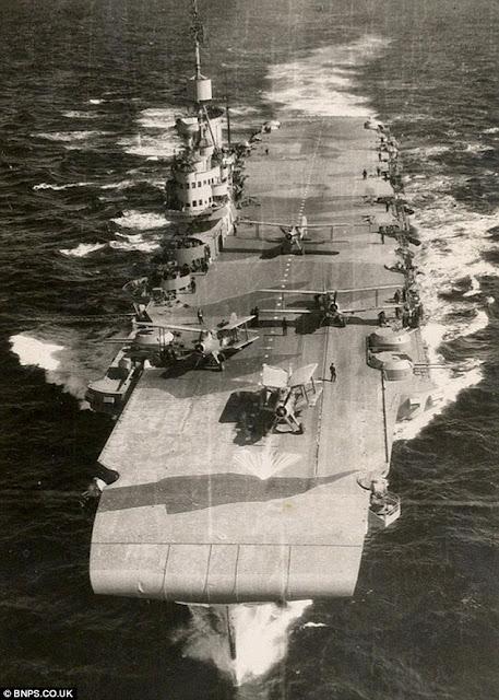 HMS Victorious World War II worldwartwo.filminspector.com