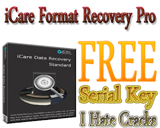 iCare Format Recovery Pro Serial Key Free Download (Genuine Serial Key - No Crack)