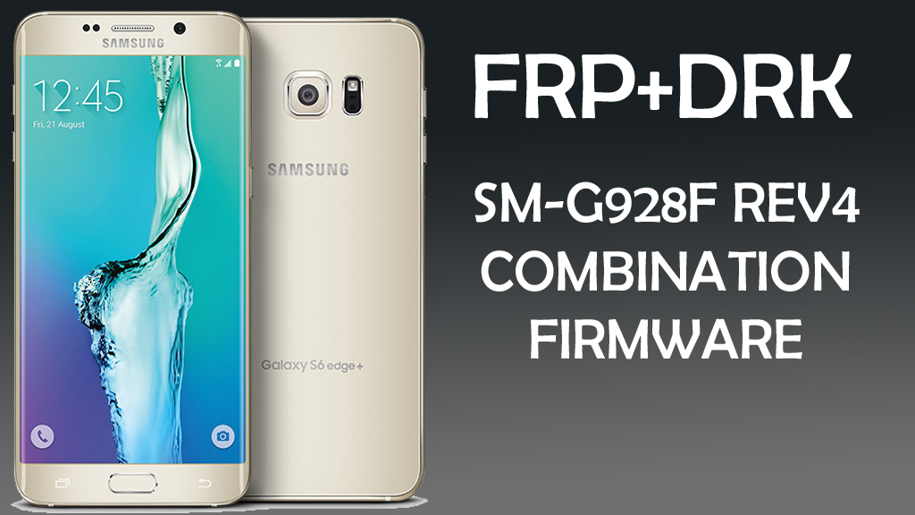 Samsung G928f Firmware 4 Files