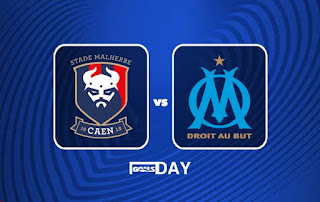 Caen vs Marseille – Highlights