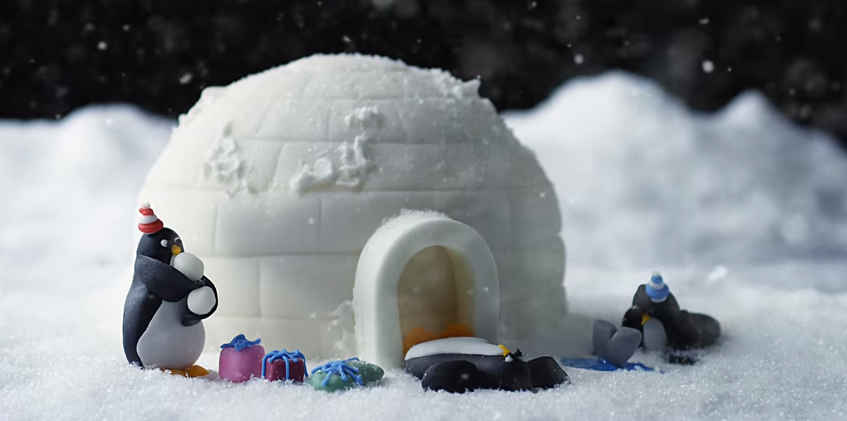 "M&S Food ""Adventures in Surprise"" Christmas Advert"