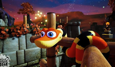 Snake pass Nintendo switch pics