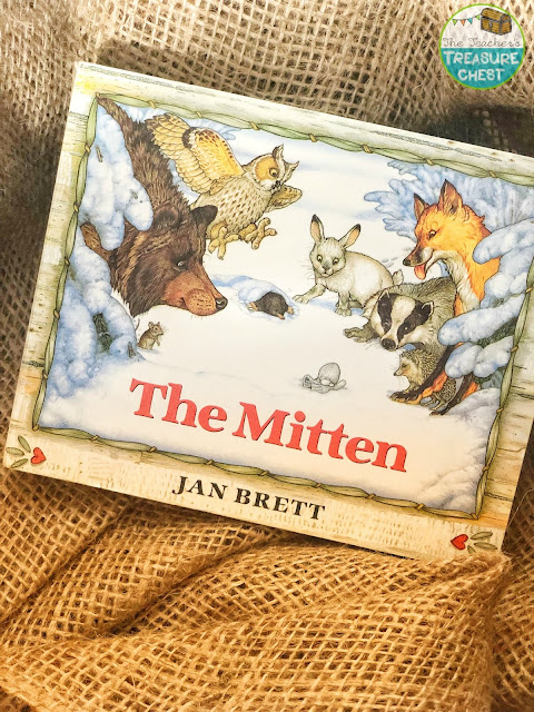 The Mitten Lesson Plans