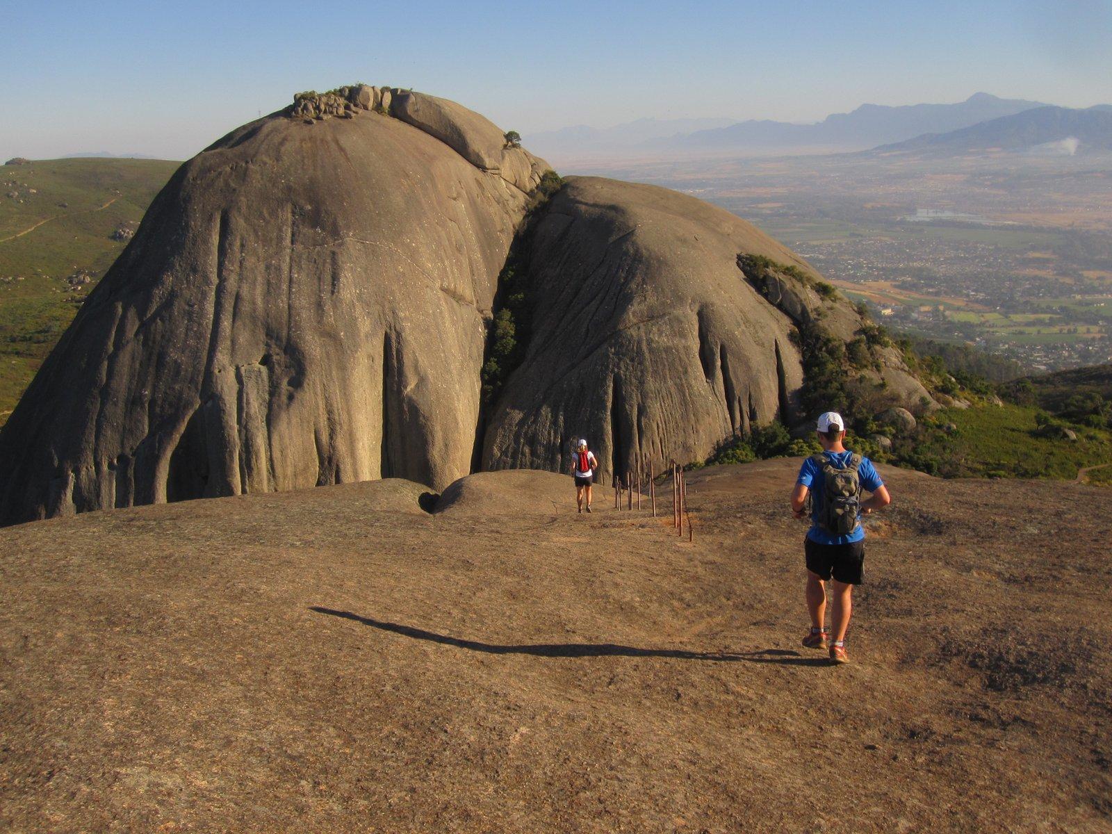 Paarl Mountain Trail Run