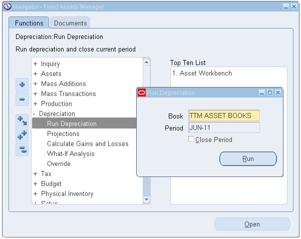 Oracle Applications: FA – Oracle Fixed Assets Training Manual
