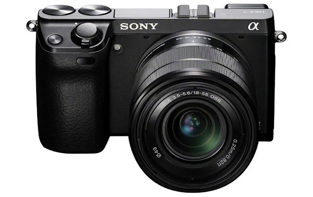 Fotografia della Sony Alpha Nex-7
