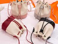 6 Model Tas Miniso Serut Murah Beserta Bahan dan Warnanya