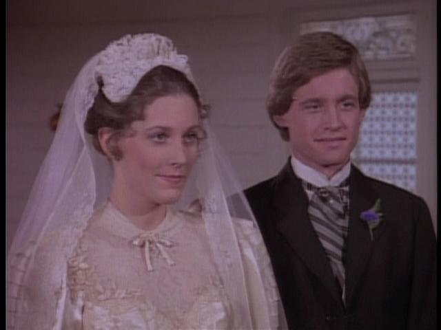 Wonderland creek weddings galore for Laura ingalls wilder wedding dress
