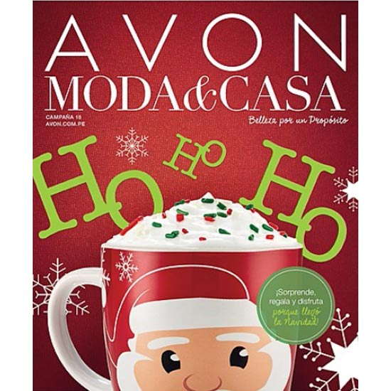 Avon 2016 moda casa c 18 cat logo noviembre for Catalogo mi casa 2016