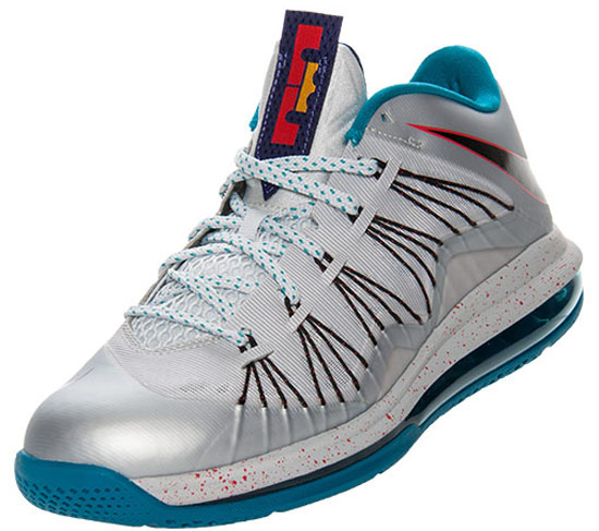 uk availability 2f1ed 42506 This Nike Air Max LeBron X Low is known as the