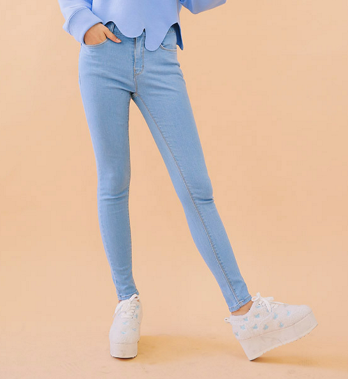 Standard Skinny Fit Jeans
