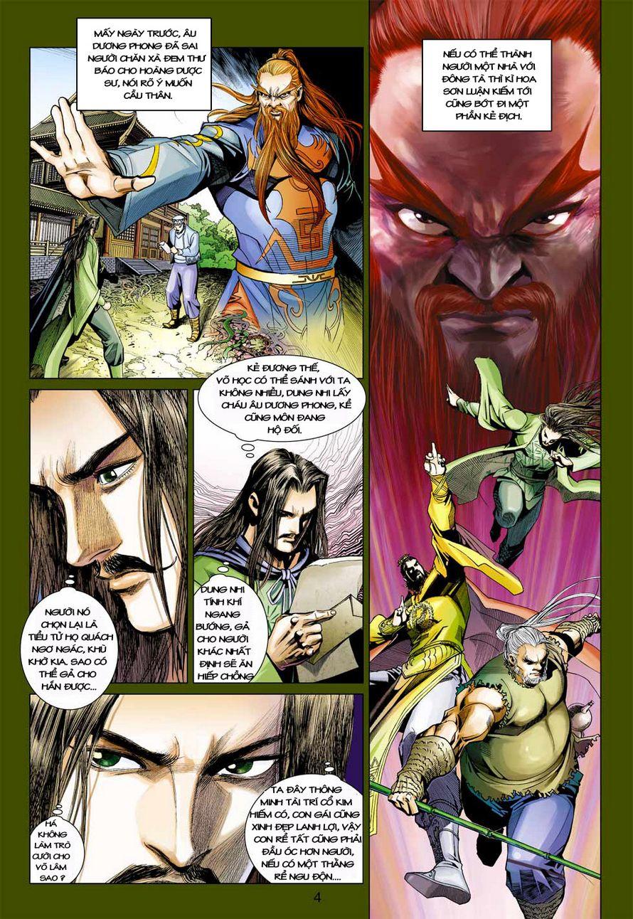 Anh Hùng Xạ Điêu anh hùng xạ đêu chap 43 trang 4