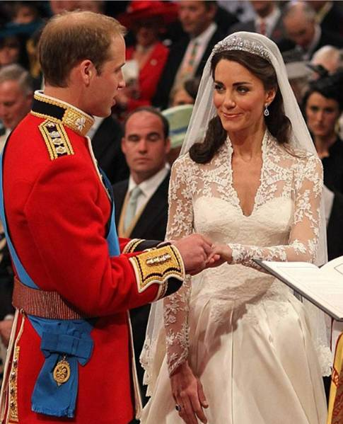 Duque William e Kate Middleton