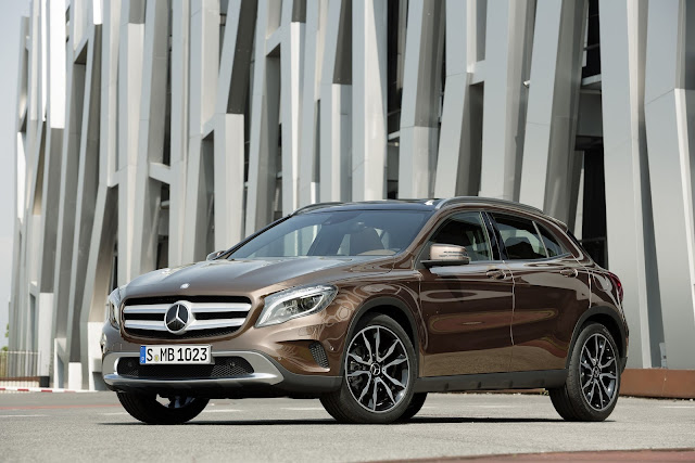 Mercedes-Benz strengthens its SUV portfolio, launches the GLA 220 d 4MATIC 'Activity Edition'