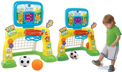 VTech Kids Basketball Soccer Toys - Sporting Balls and Play Kits for Children