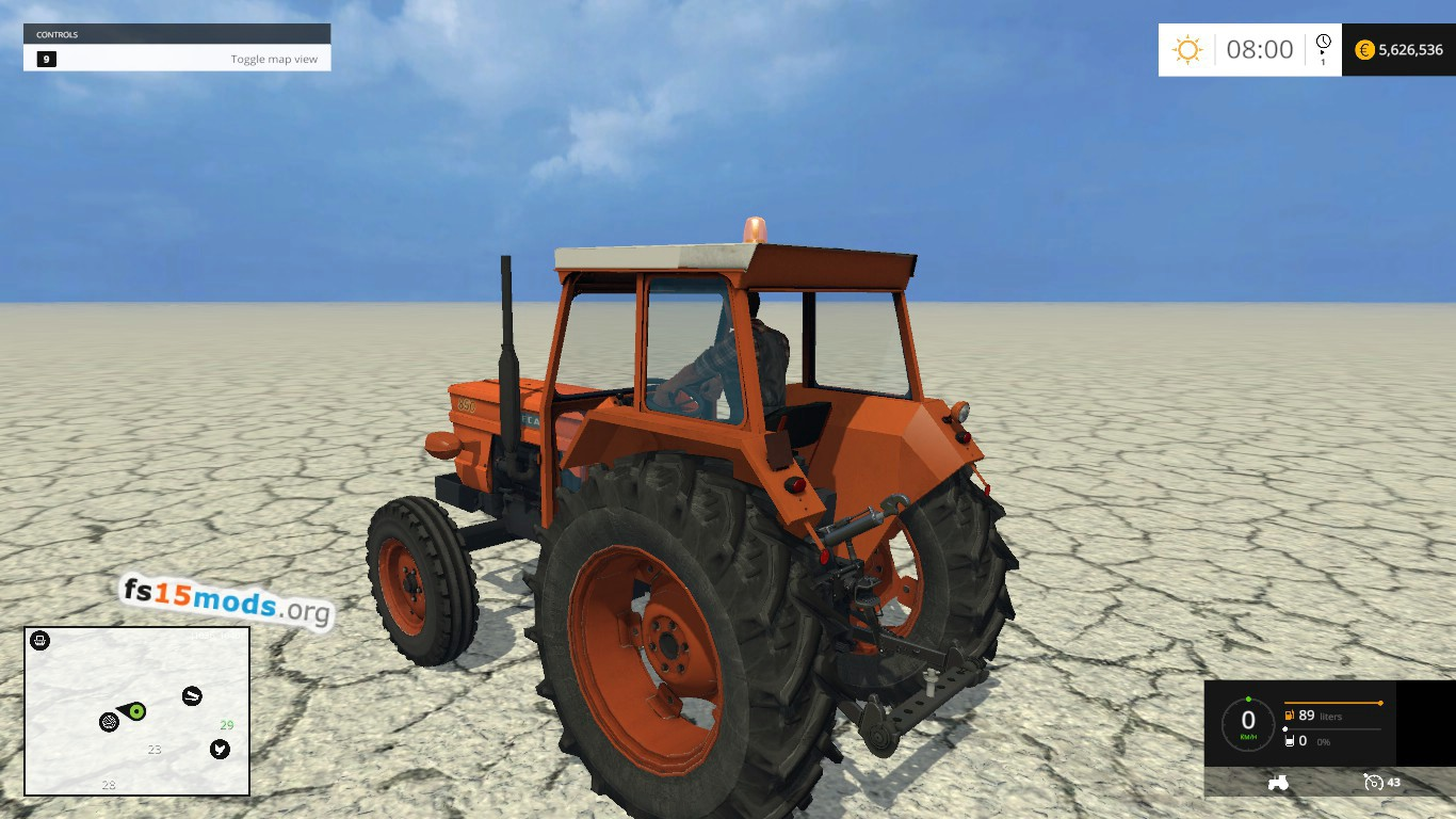 Fiat Someca 850 Tractor Fs15 Mods