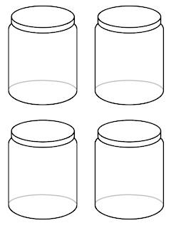 Me And MY Kindergarten Gang: Counting Jar (freebie)