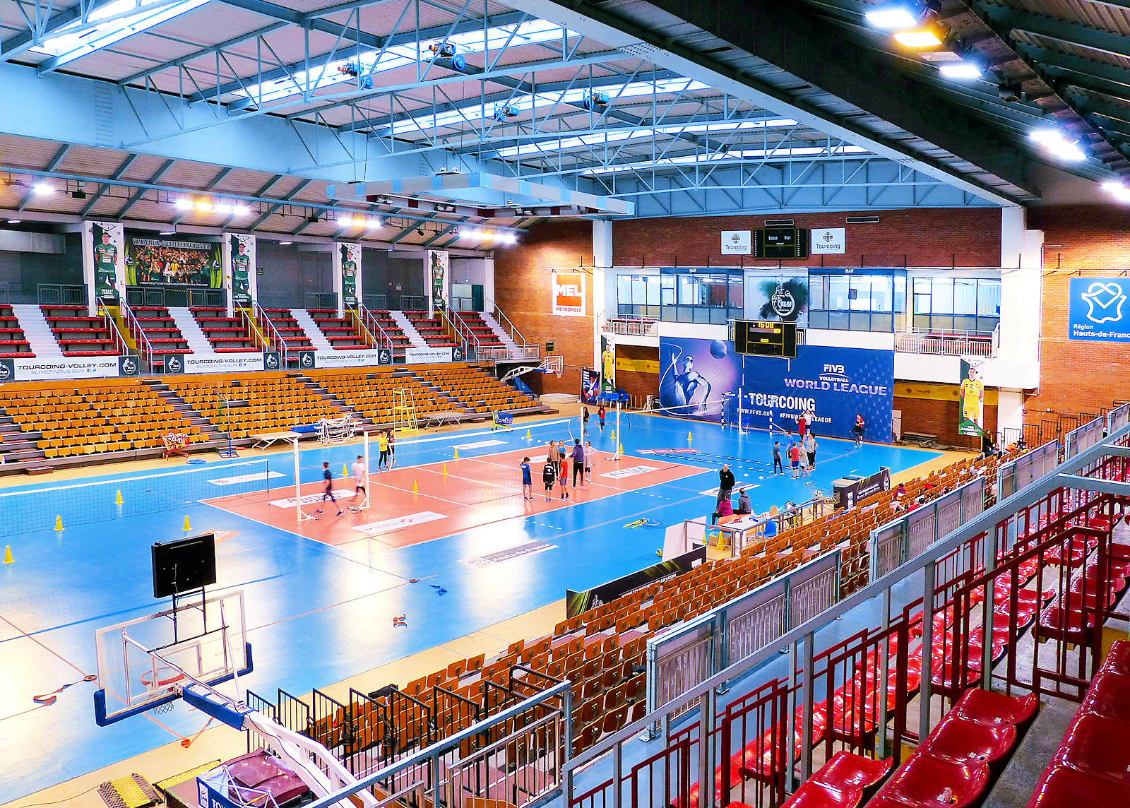 Sport Tourcoing - Volley Ball