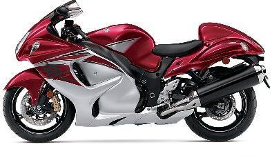Motorcycle Sport: 2017 Suzuki Hayabusa Specs