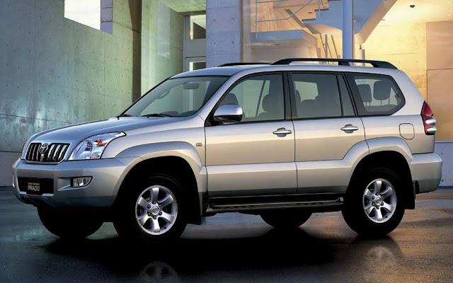 Toyota Land Cruiser Prado 2003